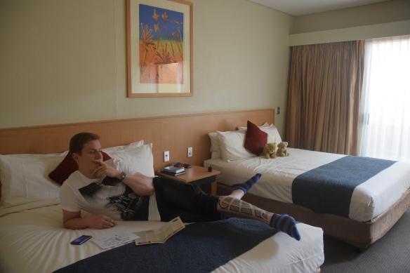 Desert Gardens, kahden queen sängyn huone.