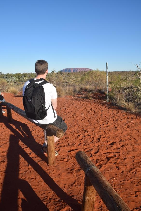 Uluru Lookout