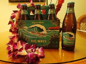 Big Wave, yksi parhaista Hawai'i-oluista
