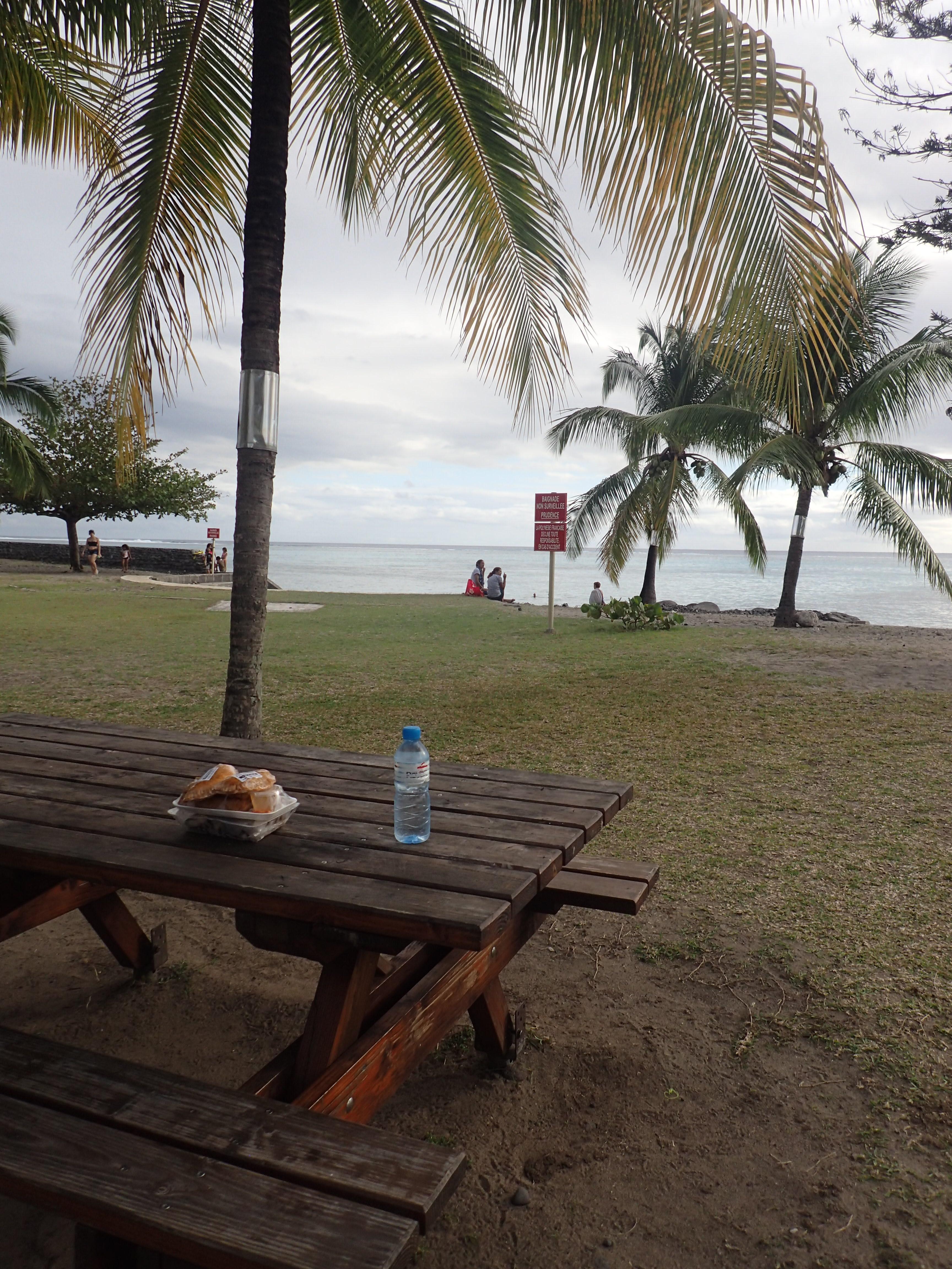 Mahina Beach