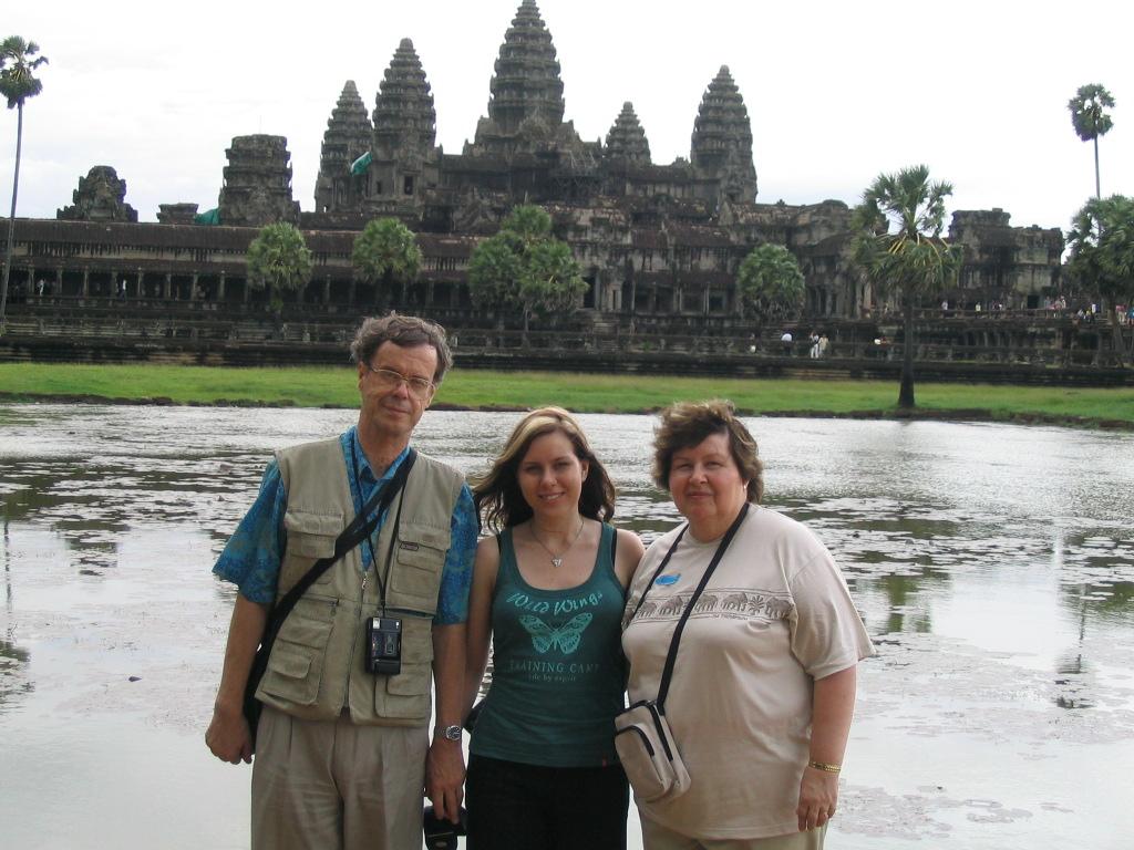 Angkor Wat, Kambozda (2006).