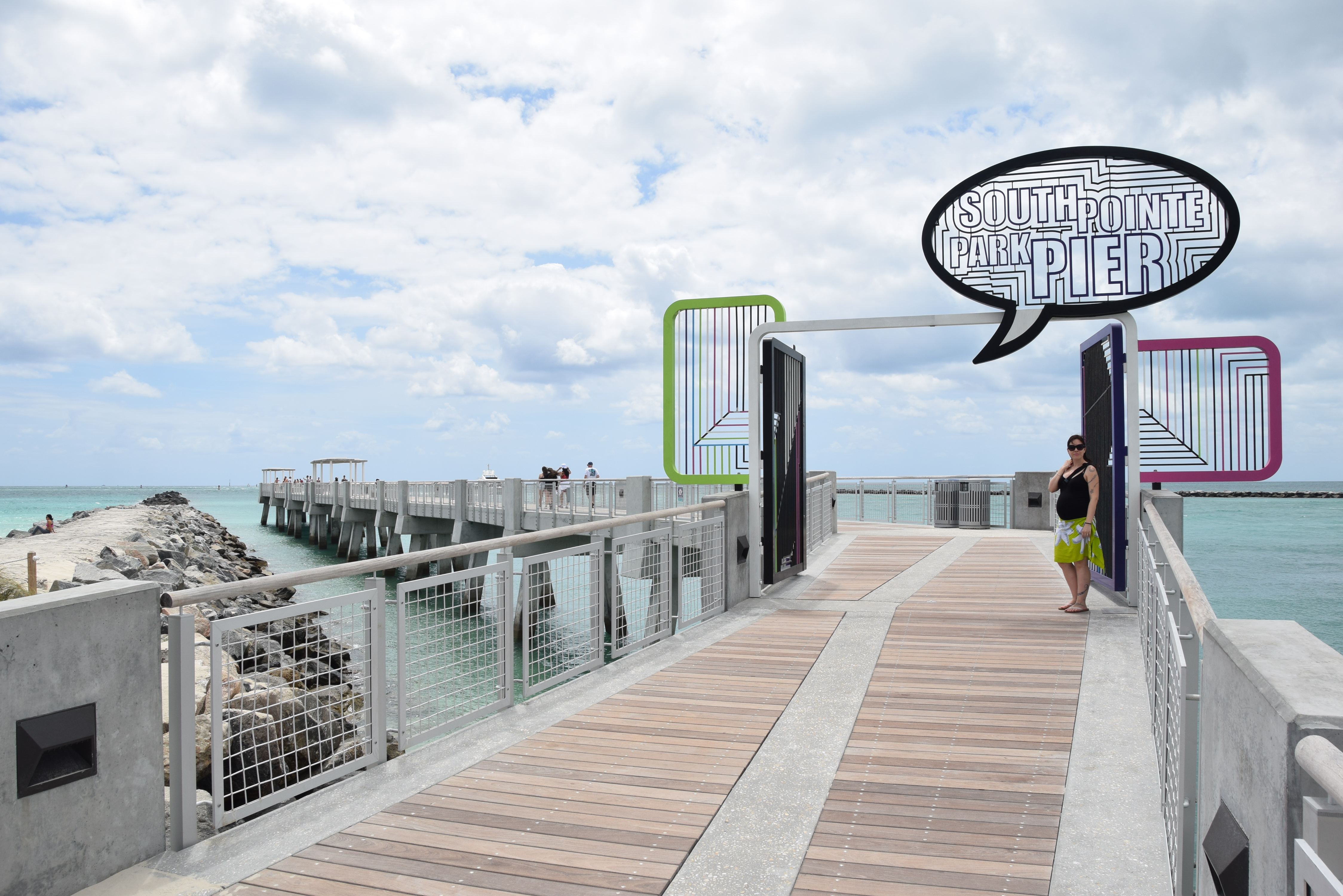 South Point Pier